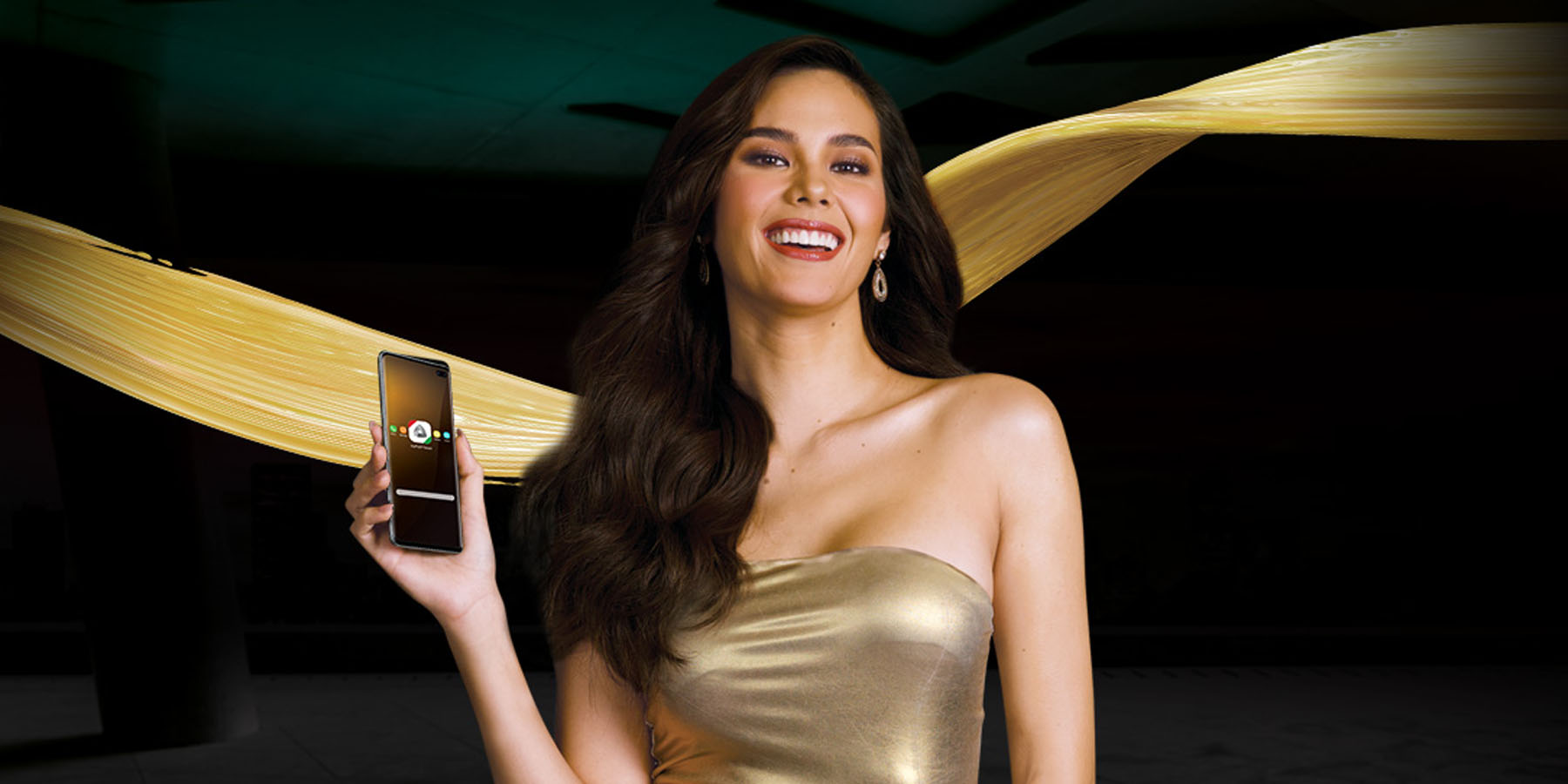 TECH: Catriona Gray is the New Face of this Reimagined Postpaid Experience