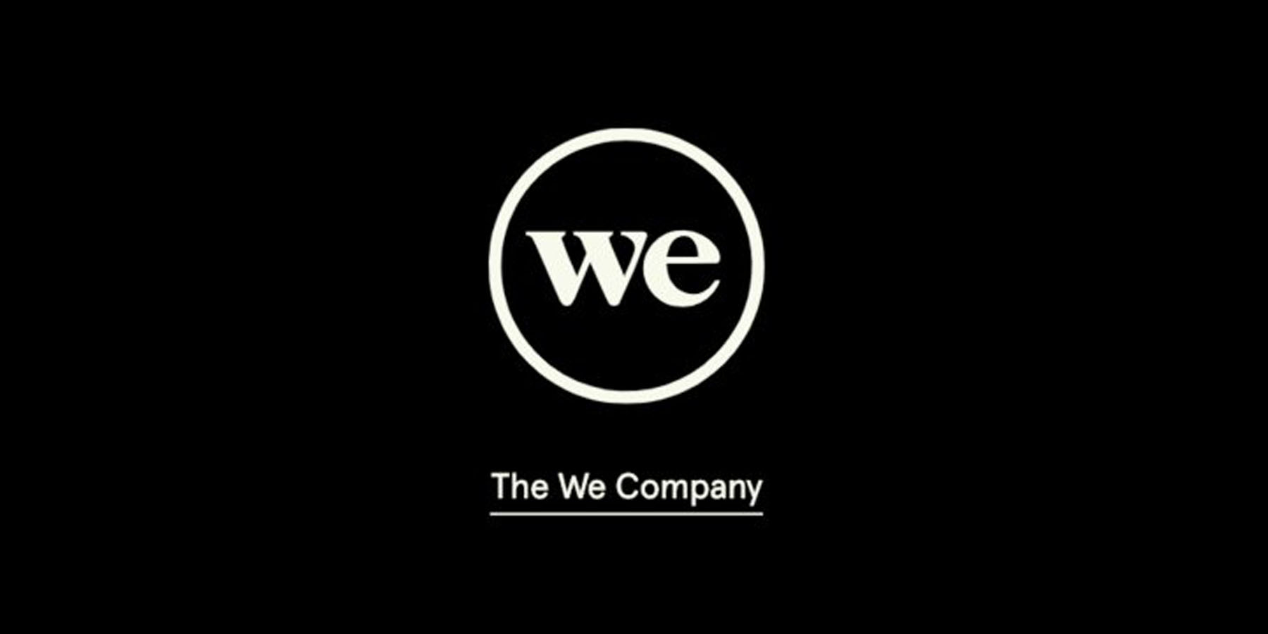 NEWS: The We Company Introduces New Venture