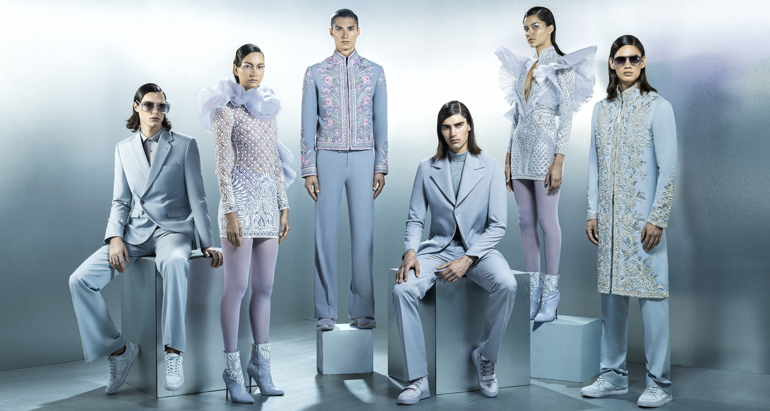 FASHION EXCLUSIVE: A Dreamlike State of Mind by Jef Anog and Michael Cinco