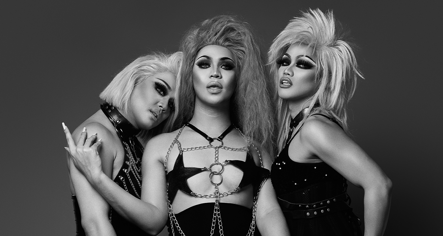 Sugar, Spice, and Everything 'Divine': Just Queen Things with these Drag Performers