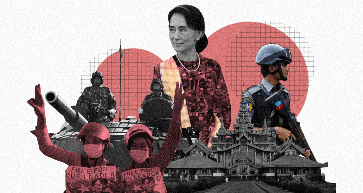 A Tale of Police Brutality, Military Takeover, and a People United To Take Back Democracy