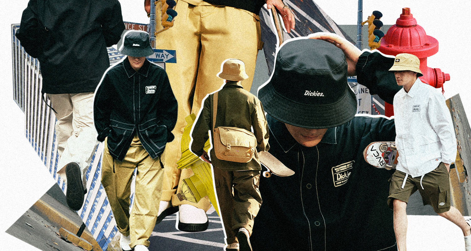 An All New Dickies Philippines Is Here with Iconic Work-Inspired Style