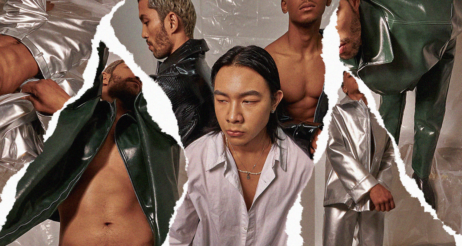 Kyle Cruz and the Art of Seeing through Genderless and Minimalist Fashion